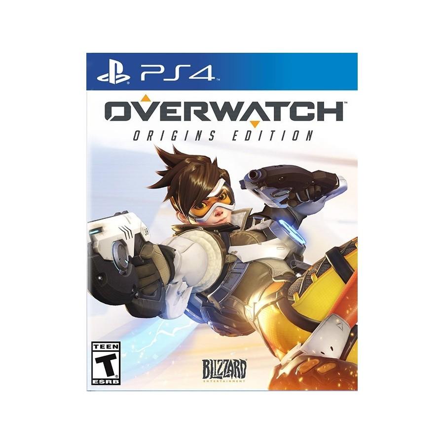 Overwatch - Origins Edition - PS4
