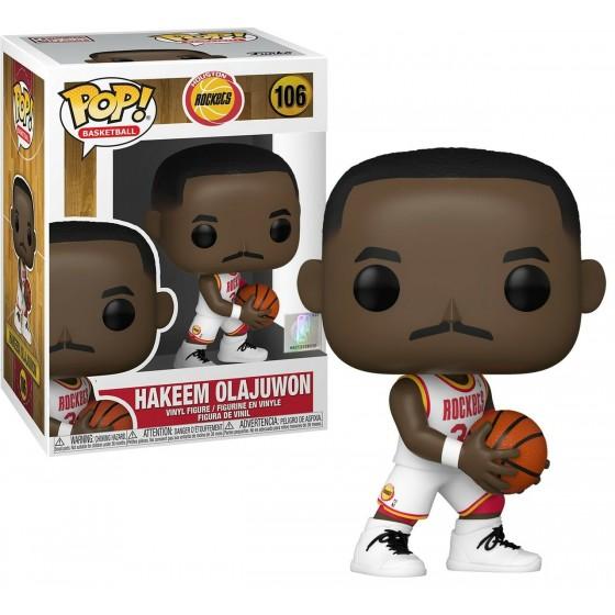 Funko Pop - Hakeem Olajuwon (106) - NBA - The Gamebusters
