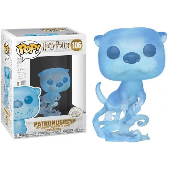Funko Pop - Patronus Hermione Granger (106) - Harry Potter - The Gamebusters