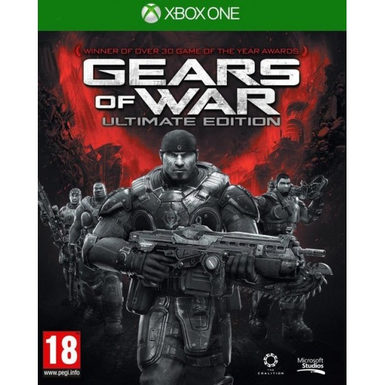 Gears of War Ultimate Edition - Xbox One usato