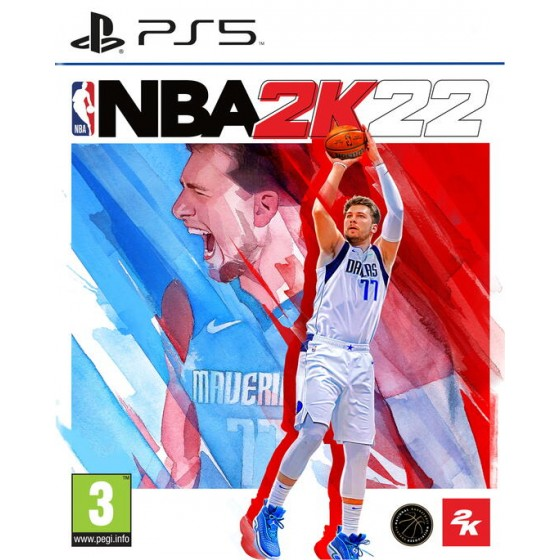 NBA 2K22 - PS5 - The Gamebusters