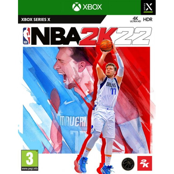 NBA 2K22 - Xbox Series X - The Gamebusters