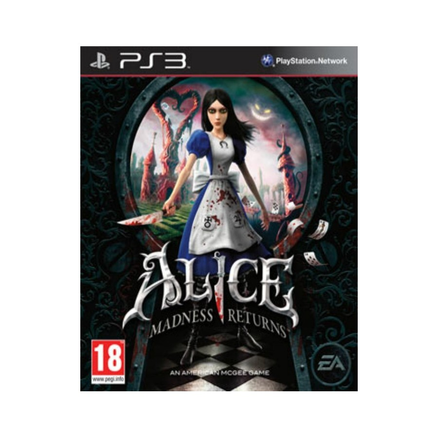 Alice Madness Returns - PS3
