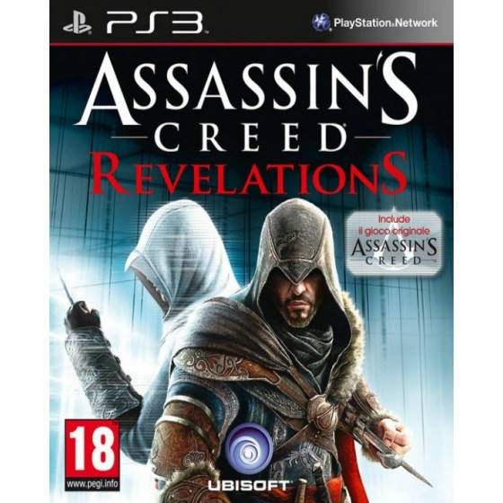 Assassin's Creed Revelations - PS3 Usato