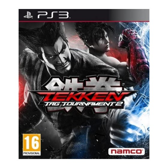 Tekken Tag Tournament 2 - PS3 - The Gamebusters