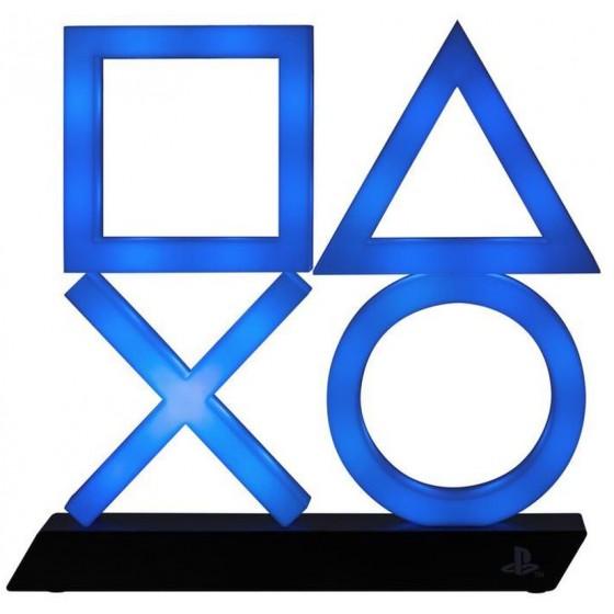 Paladone - Lampada Playstation 5 Icons Light XL - The Gamebusters