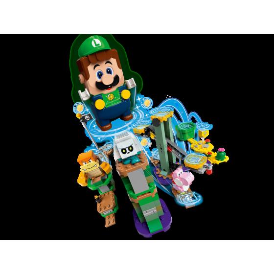 LEGO - Super Mario - Avventure di Luigi Starter Pack - 71387