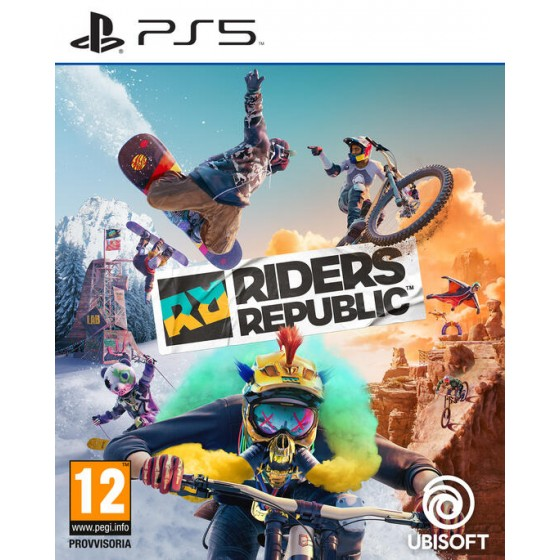 Riders Republic - PS5 - The Gamebusters