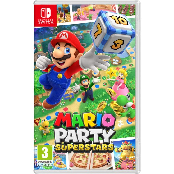 Mario Party Superstars - Switch - The Gamebusters