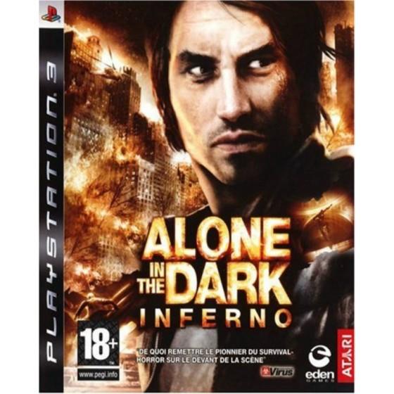 Alone in the Dark Inferno - PS3 usato