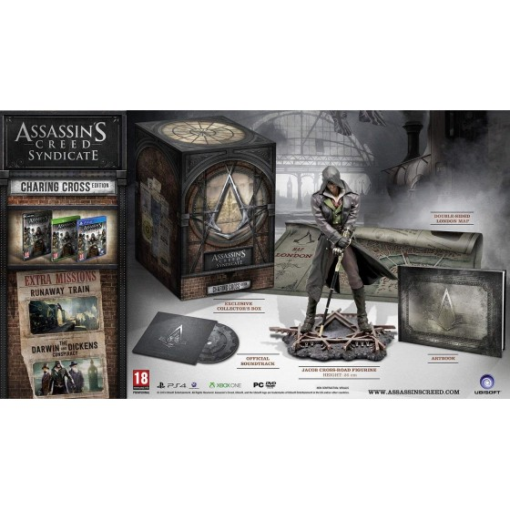 Assassin's Creed Syndicate - Charing Cross Edition - PS4 usato