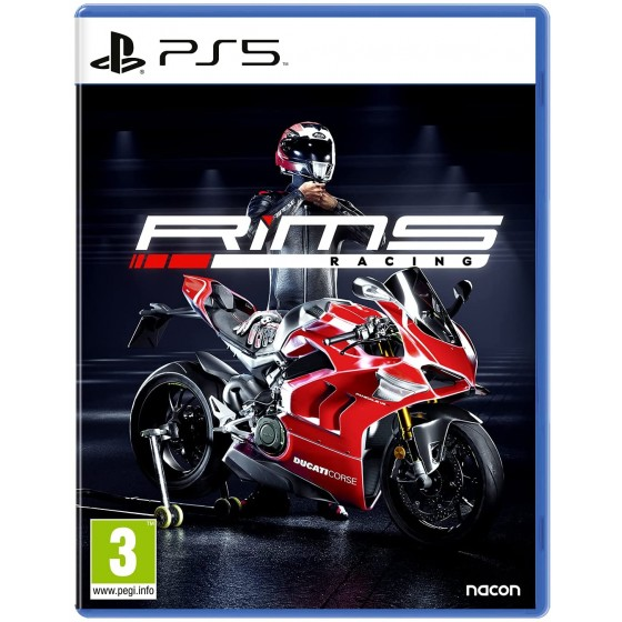 RiMS Racing - PS5 - The Gamebusters