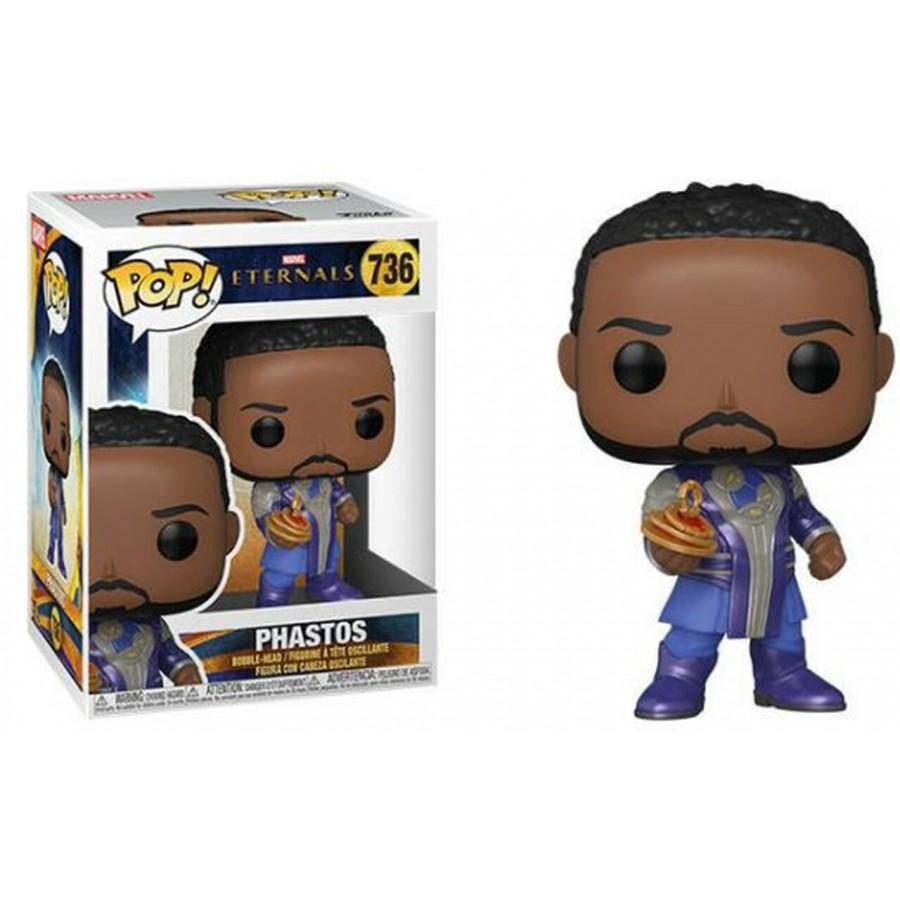 Funko Pop - Phasotos (736) - Marvel Eternals - The Gamebusters