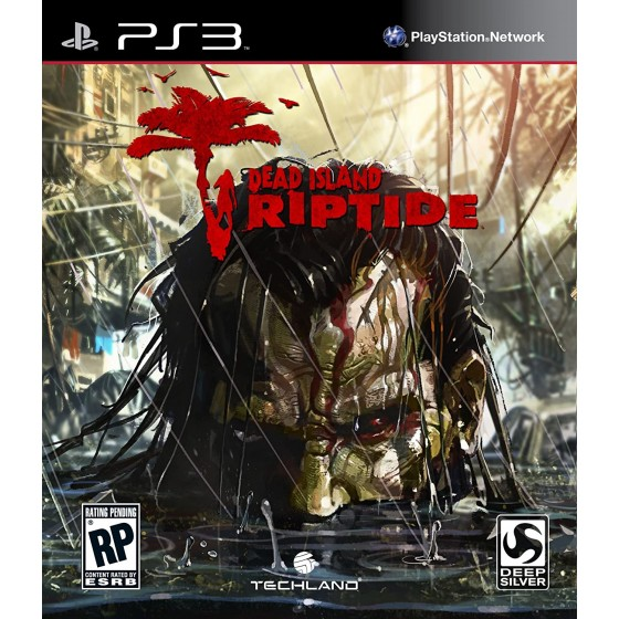 Dead Island - Riptide - PS3 - The Gamebusters