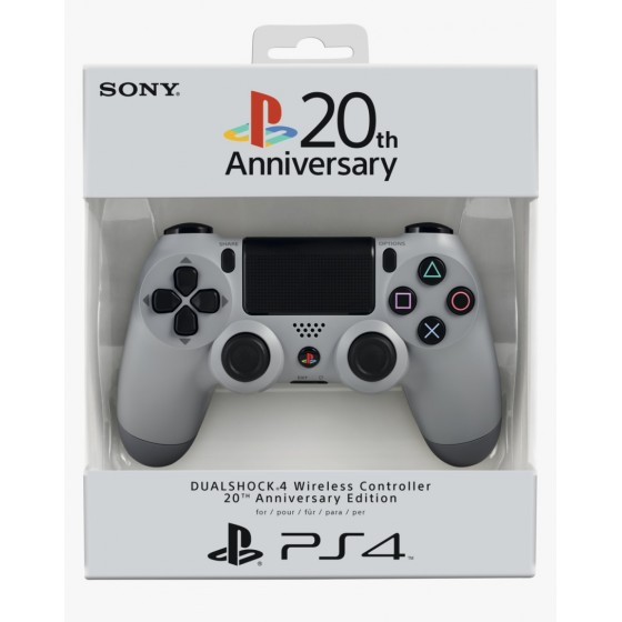DUALSHOCK 4 Wireless Controller - 20TH Anniversary Edition - PS4 - The Gamebusters