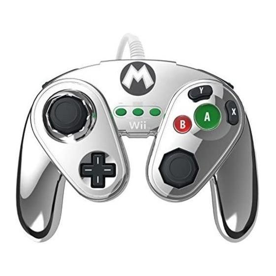 Controller Metal Mario Edition - WiiU usato