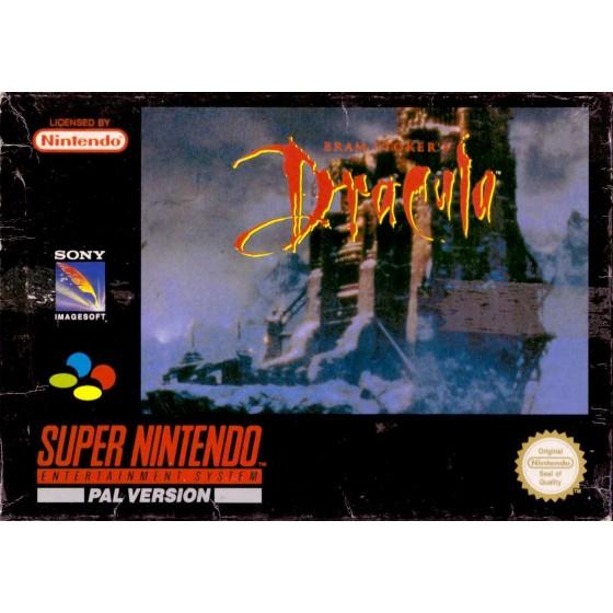 Bram Stoker's Dracula - SNES - The Gamebusters