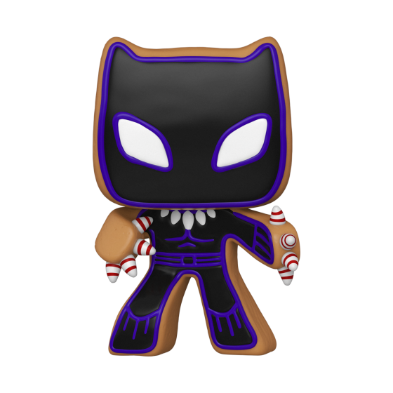 Funko Pop - Gingerbread Black Panther (937) - Marvel Holiday