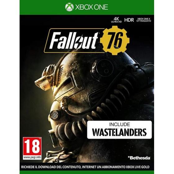 Fallout 76 Wastelanders -...