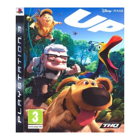 Disney Pixar Up - PS3 - The Gamebusters