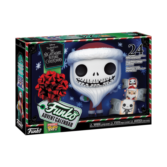 Funko - Calendario dell'Avvento Nightmare Before Christmas - (49668) - The Gamebusters