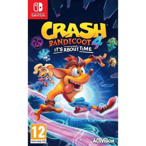 Crash Bandicoot 4 It's...