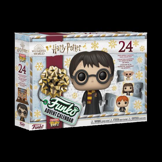 Funko - Calendario dell'Avvento 2021 Harry Potter (50730) - the Gamebusters