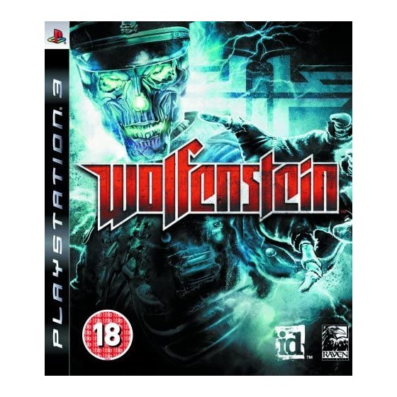 Wolfenstein - PS3 - The Gamebusters