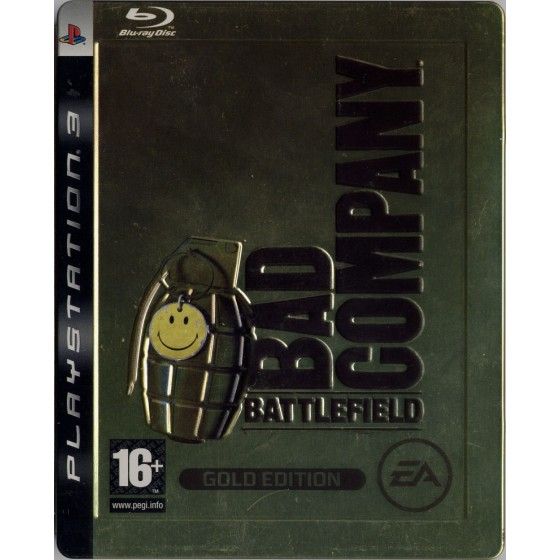 Battlefield Bad Company - Gold Edition - PS3 - The Gamebusters