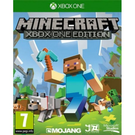Minecraft - Xbox One usato