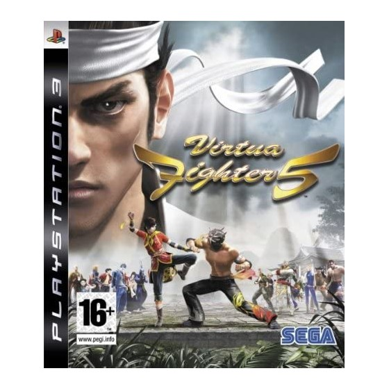 Virtua Fighter 5 - PS3 - The Gamebusters