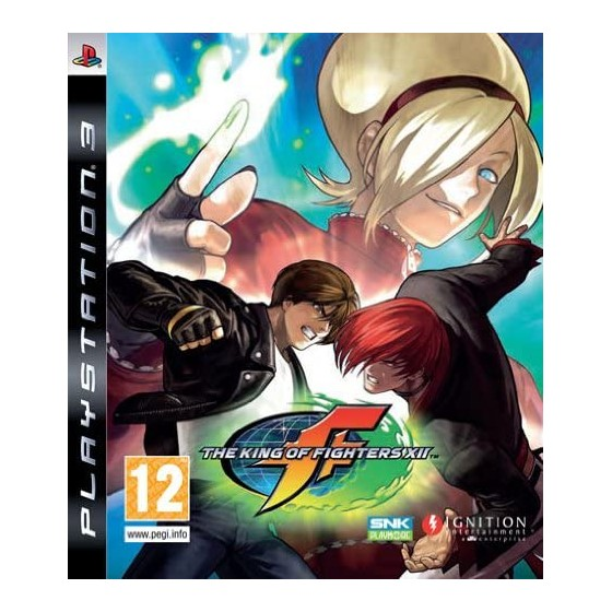 The King of Fighters XII - PS3 - The Gamebusters