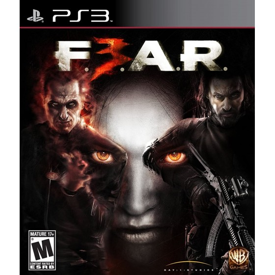 F.E.A.R. 3 - PS3 - The Gamebusters