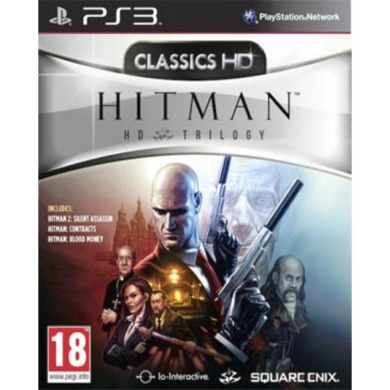 Hitman: HD Trilogy - PS3