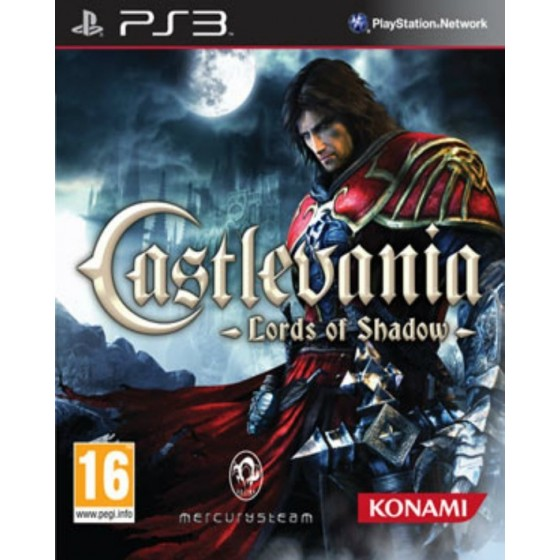 Castlevania Lords of Shadow - PS3 usato