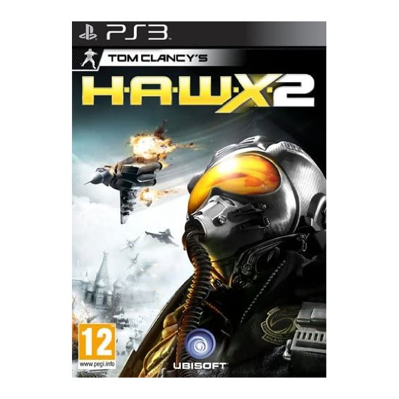 Tom Clancy's HAWX 2 - PS3 - The Gamebusters