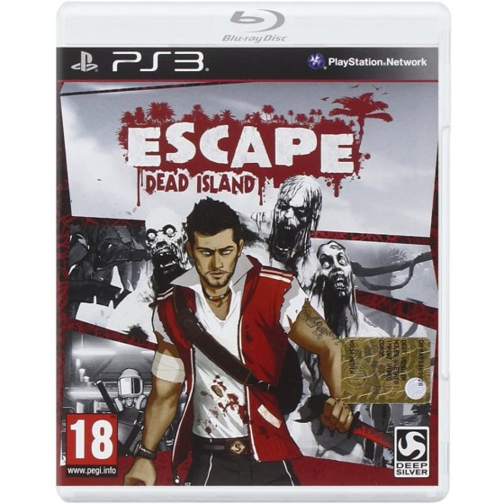 Escape Dead Island - PS3 - The Gamebusters