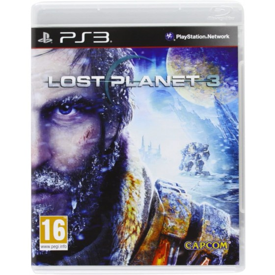 Lost Planet 3 - PS3 - The Gamebusters