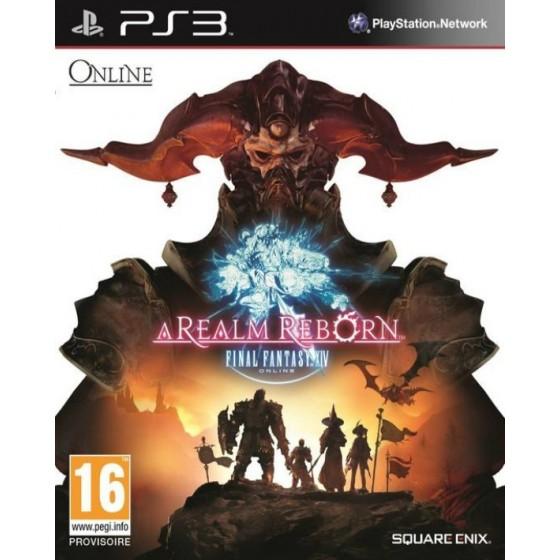 Final Fantasy XIV - A Realm Reborn - PS3