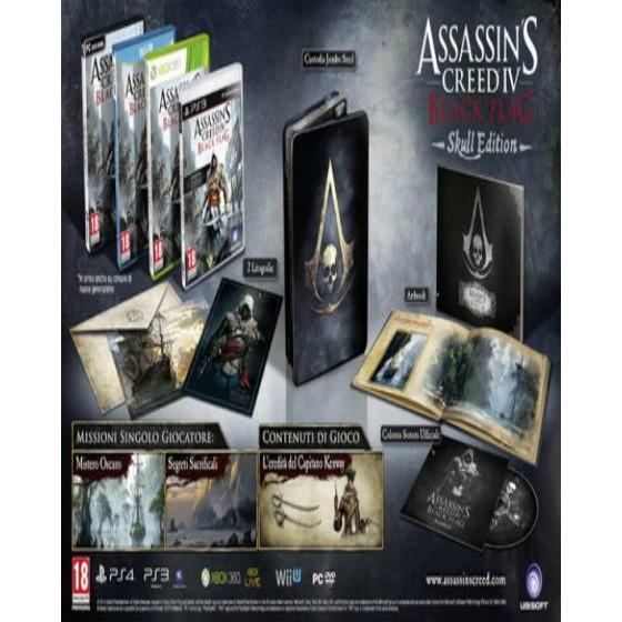 Assassin's Creed IV Black Flag Skull Edition