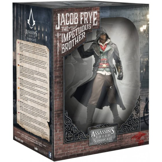 Action Figure - Jacob Frye The Impetuous Brother - Assassin's Creed - The Gamebusters