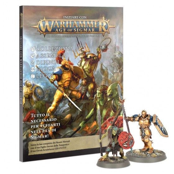 Iniziare con Warhammer Age of Sigmar - The Gamebusters