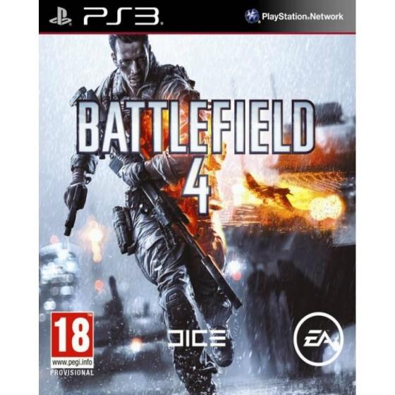 Battlefield 4 - PS3 usato