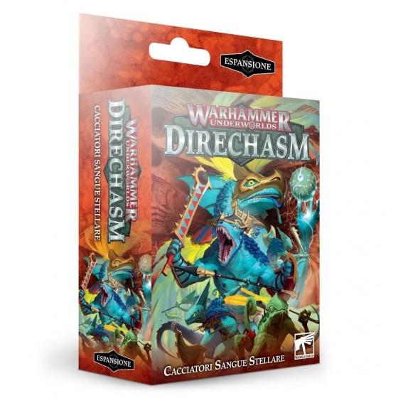 Warhammer Underworlds: Direchasm - Cacciatori Sangue Stellare - The Gamebusters