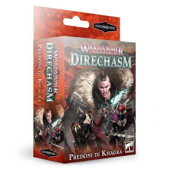 Warhammer Underworlds: Direchasm - Predoni di Khagra - The Gamebusters