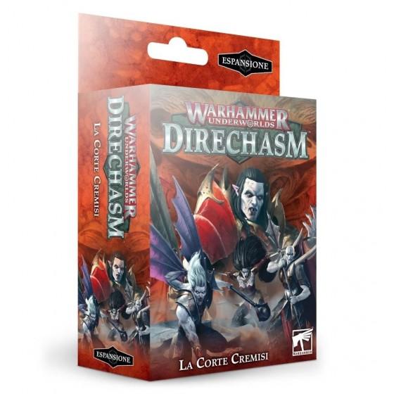 Warhammer Underworlds: Direchasm - La Corte Cremisi - The Gamebusters
