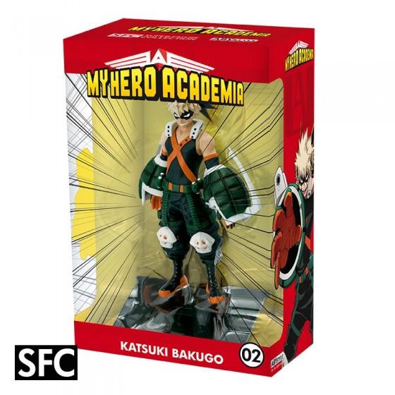ABYstyle Action Figure - Katsuki Bakugo - My Hero Academia - The Gamebusters