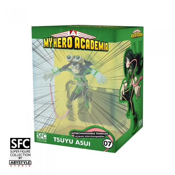 ABYstyle Action Figure - Tsuyu Asui - My Hero Academia - The Gamebusters
