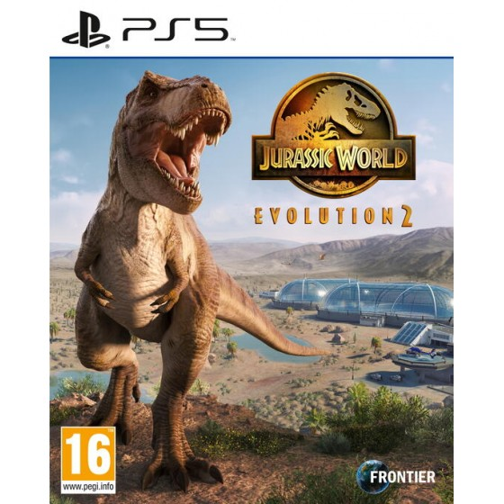 Jurassic World Evolution 2 - PS5 - The Gamebusters