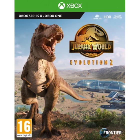 Jurassic World Evolution 2 - Xbox Series - The Gamebusters